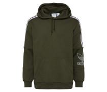 Sweatshirt 'outline Hoody' oliv
