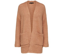 Strickjacke camel