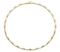 Diamonds Kette '82785728' gold / silber