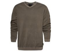 Sweatshirt 'martingale' khaki
