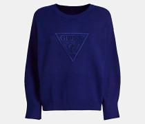 Pullover 'magda' dunkelblau