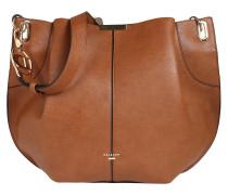Handtasche 'derly' braun