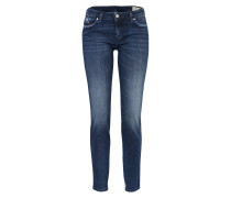 'Gracey' Skinny Jeans 0687E dunkelblau