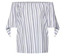Shirt 'Vertical Str T' dunkelblau