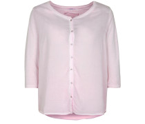 Bluse 'button Blouse' hellpink