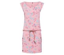 Kleid 'Tag Flowers' mischfarben / rosa