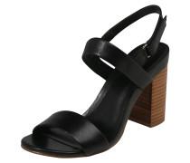 Sandalette 'juliett' schwarz