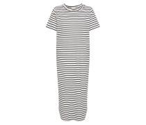 Kleid 'camma' schwarz / weiß