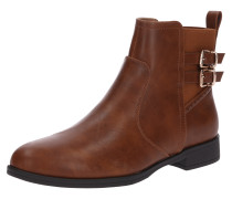 Stiefelette 'anabel' cognac