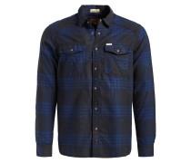 Hemd 'tagar' nachtblau / dunkelblau