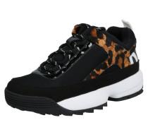 Sneaker 'dani' schwarz / weiß