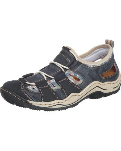 Sneakers rauchblau