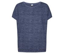 T-Shirt 'Celina T' navy