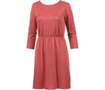 Kleid 'Luisa Rise & Confetti' rot