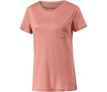 T-Shirt 'Costa Mesa' altrosa