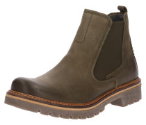 Chelsea Boots 'Canberra' oliv