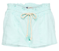 Shorts 'oceanside' hellblau