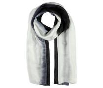 Degradé Schal grau / schwarz