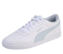 Sneaker 'Carina' hellgrau / weiß
