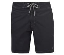Shorts 'gomes' schwarz