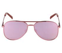 Sonnenbrille 'kingdom' pink