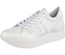 Leanstud Sneakers Low weiß