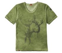 Trachtenshirt hellgrün