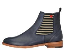 Chelsea Boot 'suvi' mit Streifen und Herzchen