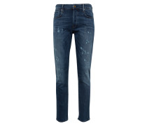 Jeans '3301 Straight' blue denim