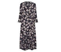 Kleider 'Floral Wrap Maxi Dress'