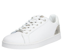 Sneaker 'Eeke' beige / weiß