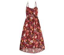 Kleid 'front Cutout Maxi Dress' rot