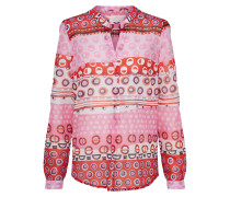 Casual Bluse pink