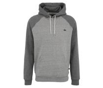 Sweatshirt 'everyday' grau / dunkelgrau
