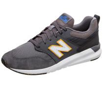 Sneaker 'ms009O' gelb / grau / schwarz