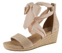 Sandaletten 'Trina' beige