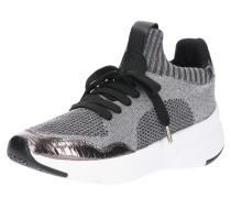 Sneaker 'Pamela Sneaker' grau / weiß