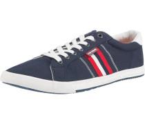 Sneakers nachtblau / rot / weiß