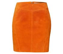 Lederrock 'susa' orange