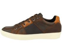 Sneaker ' Collin LOW DMT ' braun