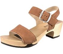 Sandaletten 'Kea' braun