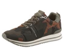 Sneaker »Everly« tarnfarben khaki