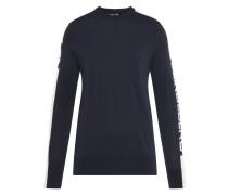 Nolans Pima-Baumwolle Pullover blau