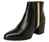 Ankle? Boots 'Nanny' gold / schwarz