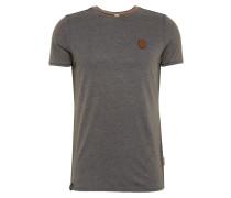 7a12d87a67db05 T-Shirt  Halim Trabando  basaltgrau. Naketano