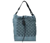Tasche pastellblau