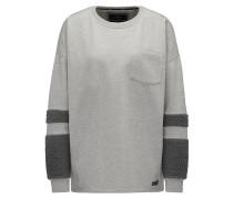 Pullover dunkelgrau / graumeliert
