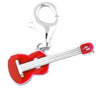 Charm Guitar Esch91025A000 silber