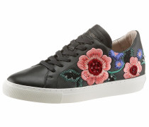 'Vaso Flor' Sneakers Low schwarz