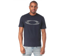 Ellipse Tech T-Shirt blue denim